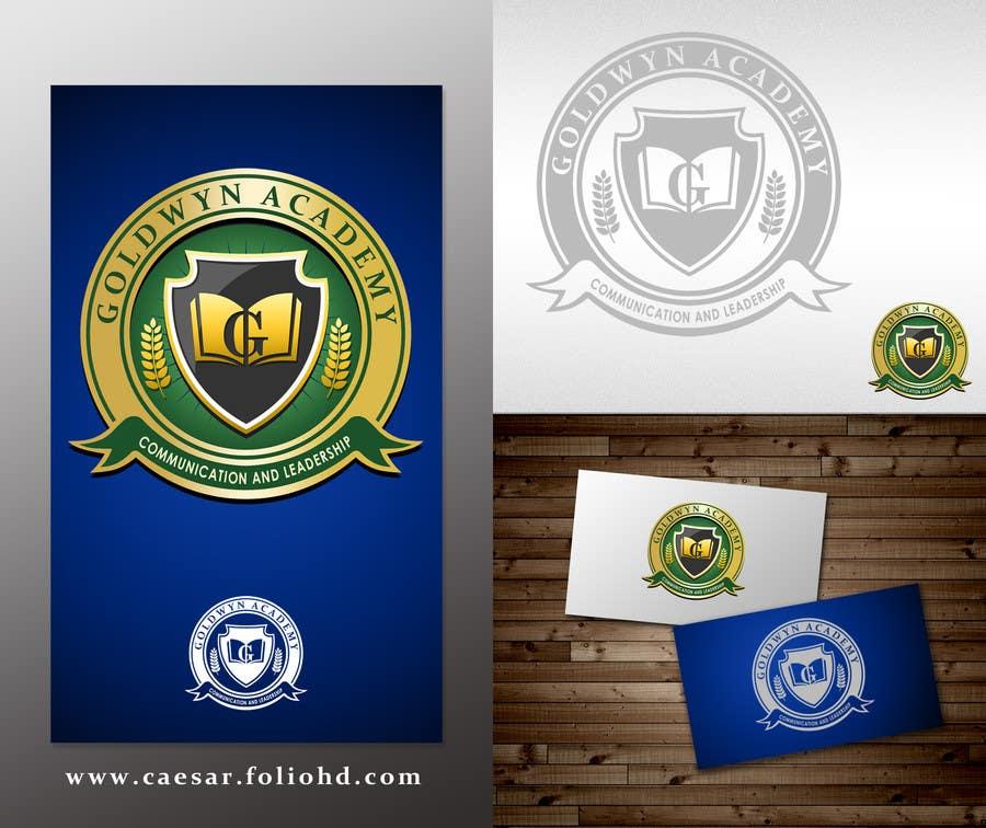 Bài tham dự cuộc thi #                                        28                                      cho                                         Logo Design for Goldwyn Academy