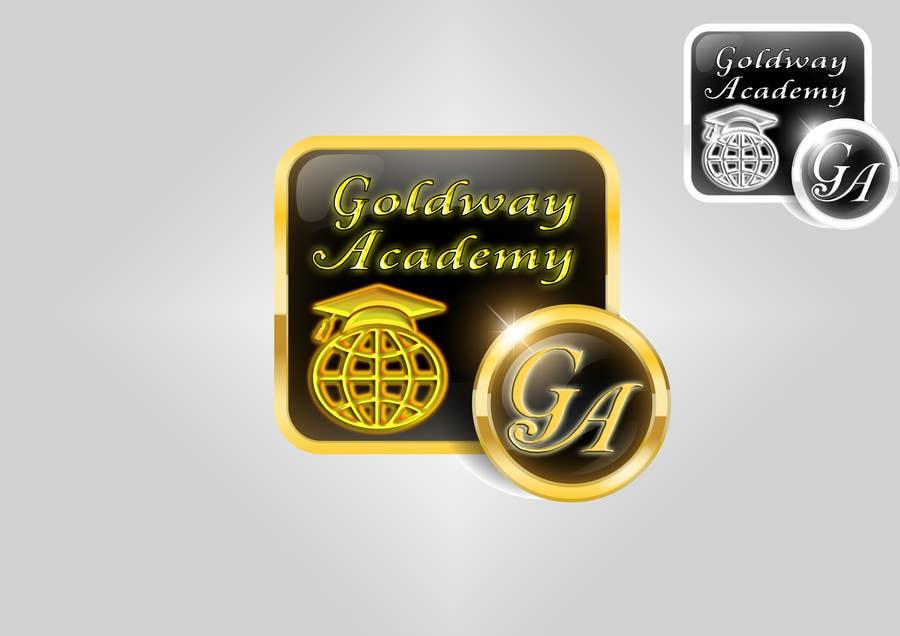 Contest Entry #                                        20                                      for                                         Logo Design for Goldwyn Academy