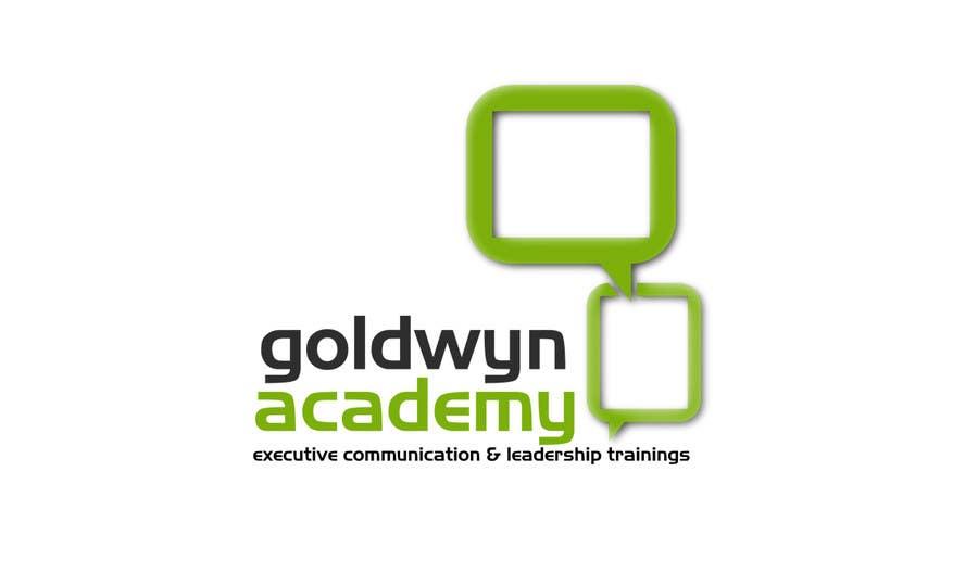 Bài tham dự cuộc thi #                                        17                                      cho                                         Logo Design for Goldwyn Academy