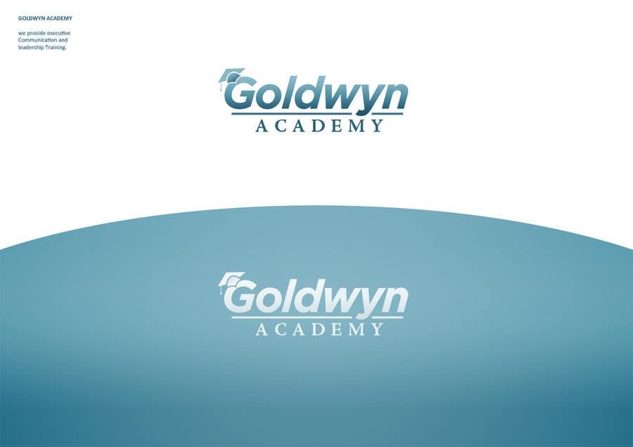 Bài tham dự cuộc thi #                                        13                                      cho                                         Logo Design for Goldwyn Academy