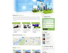 niladrilx tarafından rush 2 page Design for Website Mockup için no 4