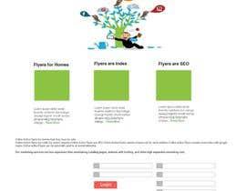 azkaik tarafından rush 2 page Design for Website Mockup için no 8