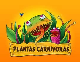 #159 para Logo Design for A CARNIVOROUS PLANTS FORUM por tansha