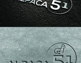 #39 for Design a Logo - Alpaca 51 af usalma3seven