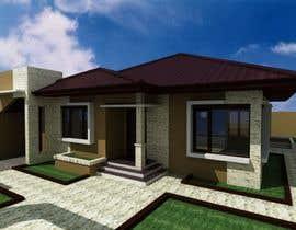 #20 untuk Need exterior design for my new house oleh lepikarst