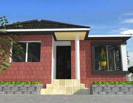 #18 untuk Need exterior design for my new house oleh architectamjad
