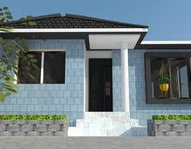 #19 untuk Need exterior design for my new house oleh architectamjad