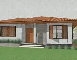 #26 untuk Need exterior design for my new house oleh LIFEstudio14