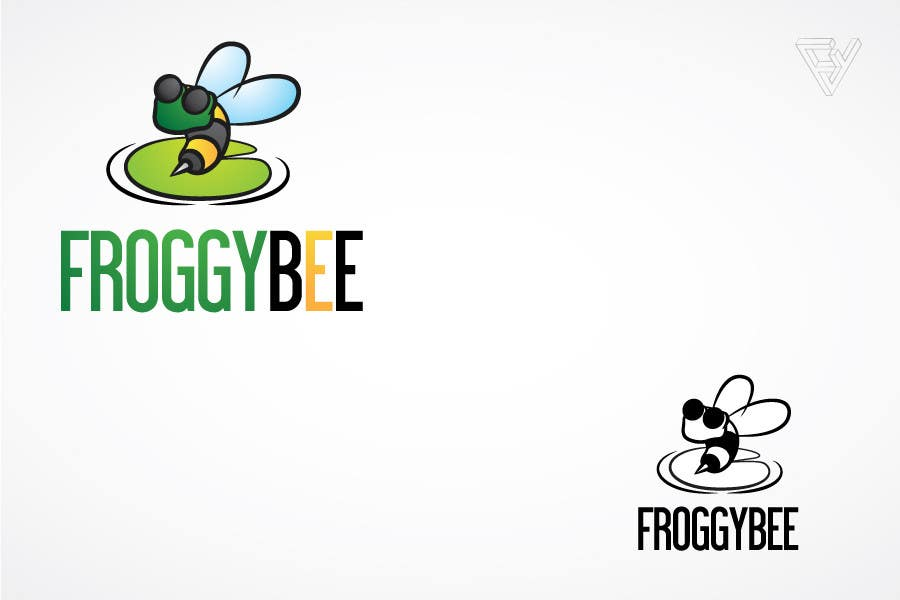 Logo Design for FROGGYBEE