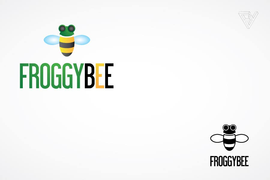 #18 for Logo Design for FROGGYBEE by Ferrignoadv