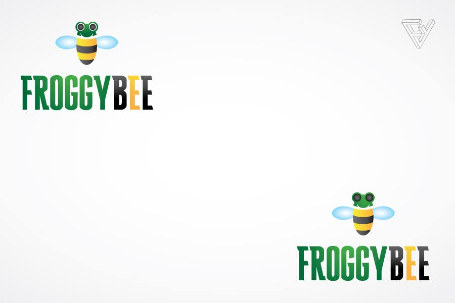 #70 for Logo Design for FROGGYBEE by Ferrignoadv