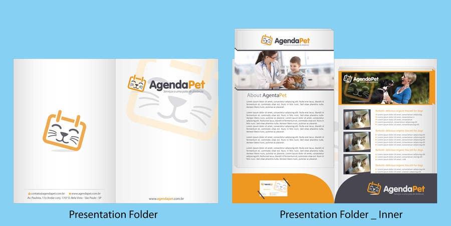 Конкурсная заявка №22 для Stationery Design for AgendaPet