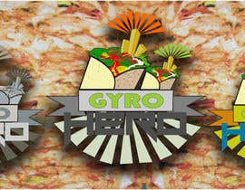 #20 for I need a Name and Logo for a Gyro Fast Food Restaurant by Masma