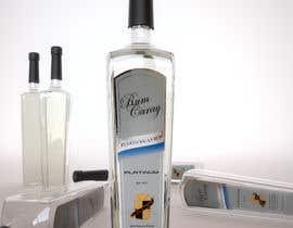 #8 para Do some 3D Modelling for a rum bottle por tatarualexandru