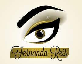 #5 para Logotipo Fernanda Reis Make-up Designer por CiroDavid