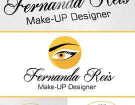 #9 para Logotipo Fernanda Reis Make-up Designer por italoohsouza