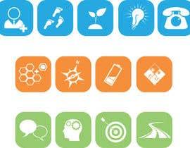 #67 cho Design 13 icons bởi mille84