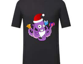 "#13 for I am looking for an image to be used on T- shirts , mugs, online and soft toy.   Its for a children's book character I have created called "" Father Squidmas "".  Yes you've guest it. He is a type of Father Christmas , but a squid!. by ShadabDanishh"