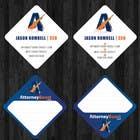 Graphic Design Entri Peraduan #230 for Business Card Design for AttorneyBoost.com