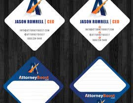 nº 230 pour Business Card Design for AttorneyBoost.com par thanhsugar86