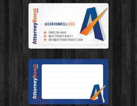 #159 untuk Business Card Design for AttorneyBoost.com oleh thanhsugar86