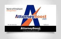 Graphic Design Konkurrenceindlæg #235 for Business Card Design for AttorneyBoost.com