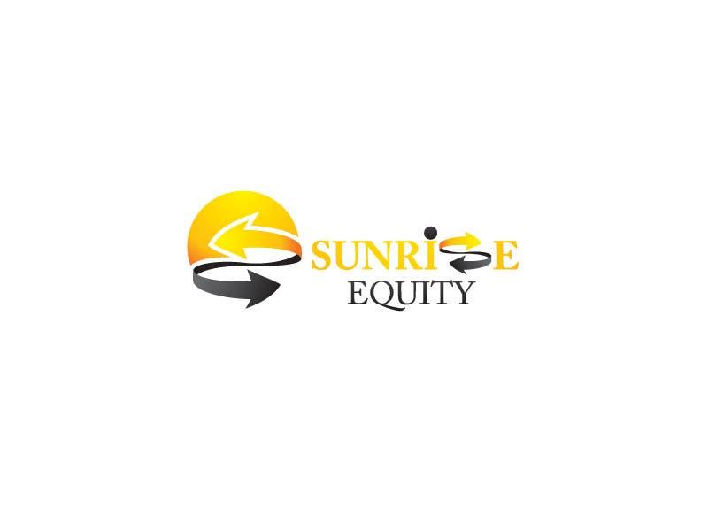Конкурсная заявка №927 для Logo Design for Sunrise Equity