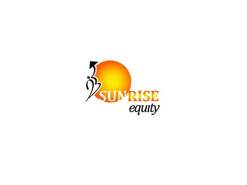 Конкурсная заявка №921 для Logo Design for Sunrise Equity