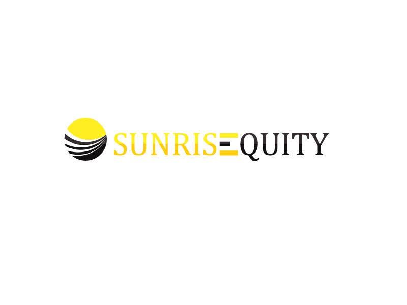 Penyertaan Peraduan #916 untuk Logo Design for Sunrise Equity
