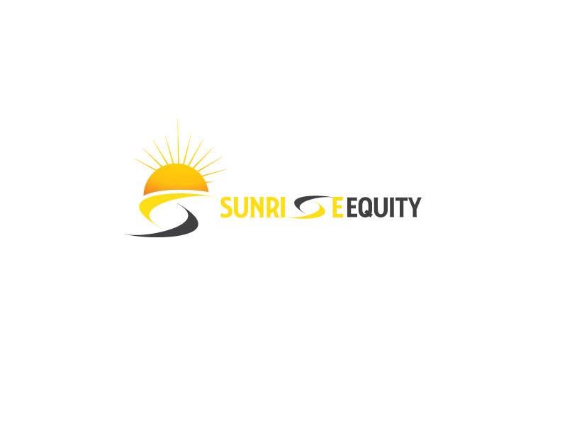 Конкурсная заявка №913 для Logo Design for Sunrise Equity
