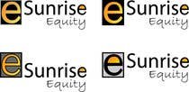 Graphic Design Entri Peraduan #770 for Logo Design for Sunrise Equity