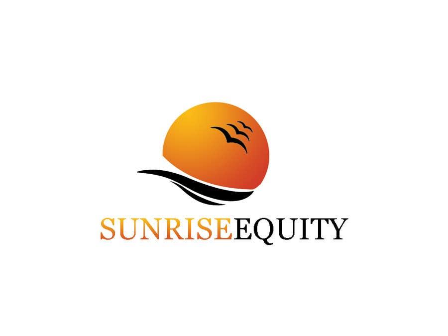 Penyertaan Peraduan #808 untuk Logo Design for Sunrise Equity