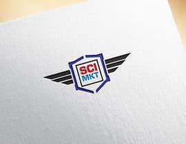 #115 untuk Diseñar un logotipo para SCI MKT / Design a LOGOTYPE for SCI MKT oleh RezwanStudio