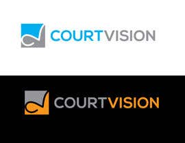 #293 for Logo Courtvision af maaapon