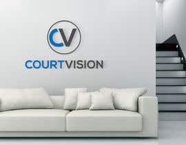 #282 for Logo Courtvision af graphicground