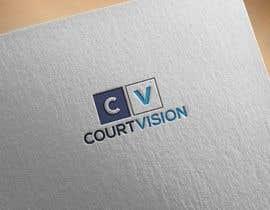 #301 for Logo Courtvision af trapthe2