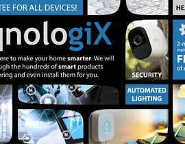 #13 cho Graphic Designs for Teqnologix.com bởi ilkonsulova