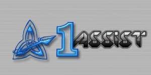 Penyertaan Peraduan #108 untuk Logo Design for 1 Assist