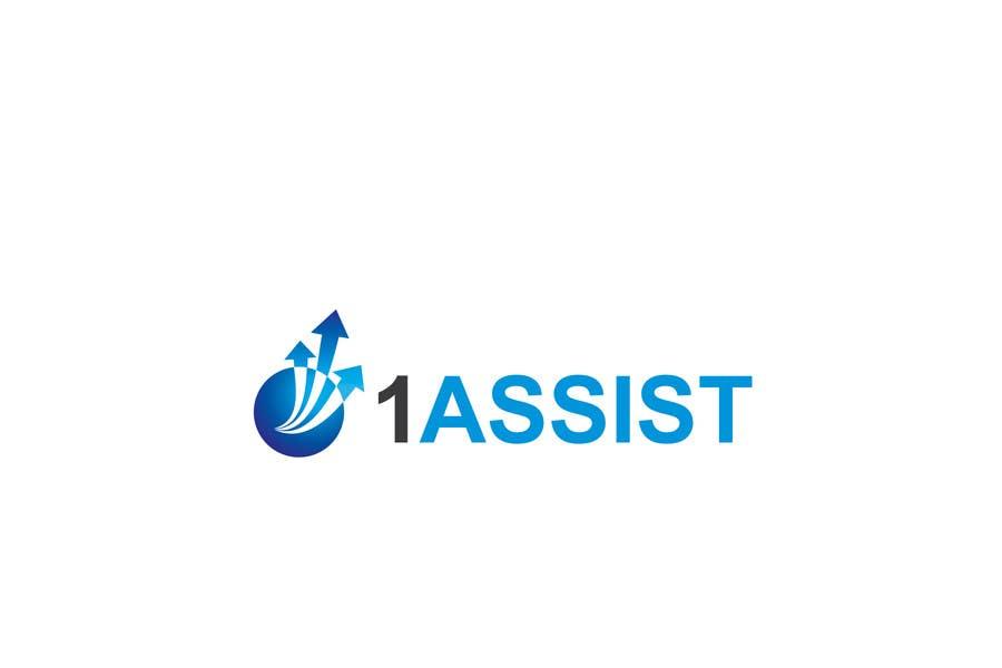 Penyertaan Peraduan #398 untuk Logo Design for 1 Assist