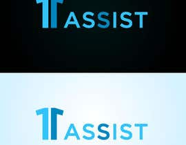#245 para Logo Design for 1 Assist por dpeter