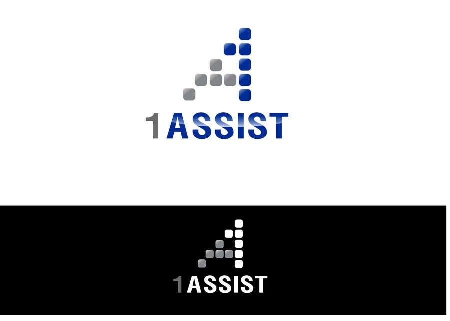 Proposition n°413 du concours Logo Design for 1 Assist