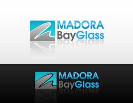 nº 139 pour Logo Design for Madora Bay Glass par logoforwin