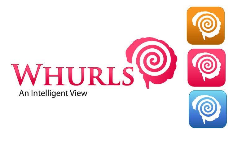 Конкурсная заявка №105 для Logo Design for Whurls