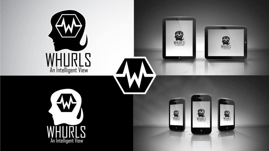 Contest Entry #70 for Logo Design for Whurls