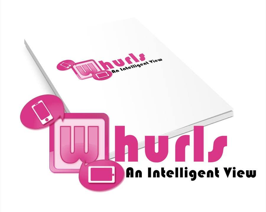 Contest Entry #157 for Logo Design for Whurls