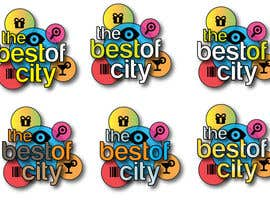 "#30 untuk Logo Design for The Best of ""City"" oleh Noc3"