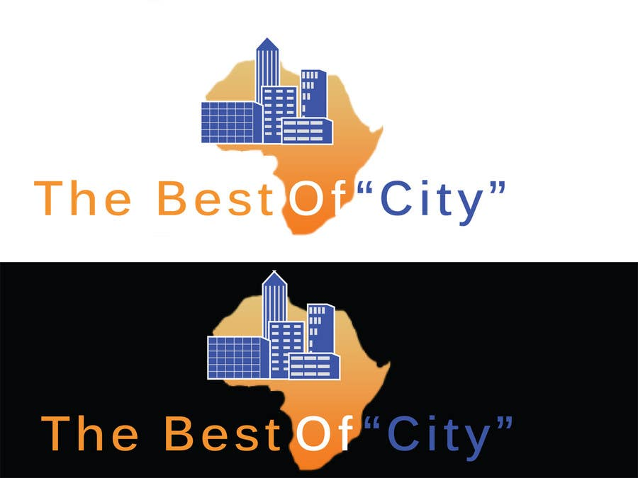 """Proposition n°                                        9                                      du concours                                         Logo Design for The Best of """"City"""""""