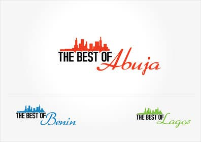"#18 untuk Logo Design for The Best of ""City"" oleh paxslg"