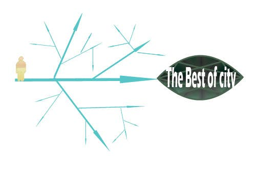 """Proposition n°                                        68                                      du concours                                         Logo Design for The Best of """"City"""""""