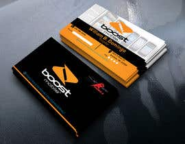 #3 para Boost Mobile Business Card por risfatullah